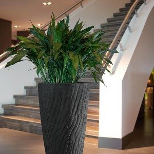 Pattern Vase Medium Ember